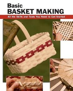 Libro Basic Basket Making (espiral)
