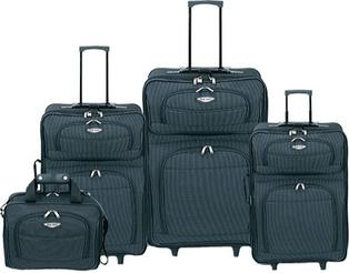 Equipaje de 4 piezas de Traveler's Choice