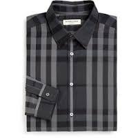 Camisa de vestir Burberry London Treyforth de cuadros – medida regular