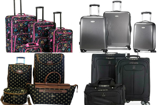 Luggage Sets for Cheap! - 2locos