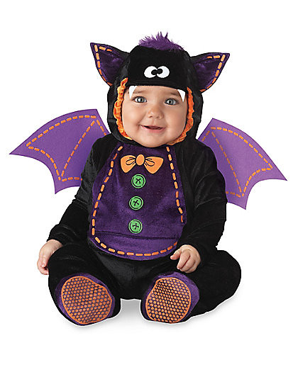 This Itty-Bitty Baby Bat Costume is perfect for baby boys and baby girls. This 3 piece comes with wings jumpsuit and hood. The wings are detachable and the ...  sc 1 st  2locos & Halloween Costumes - 2locos