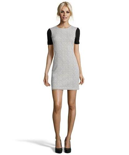 Vestido colorblock 4. COLLECTIVE