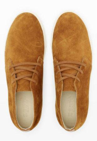 Zapatos de Gamuza Zespa