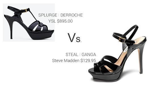 00302985103b YSL   Steve Madden Sandals - 2locos