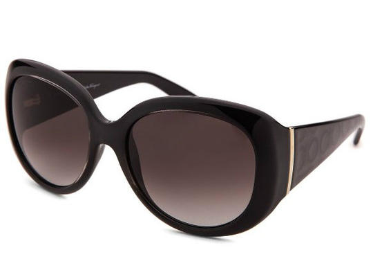 Salvatore Ferragamo Butterfly Sunglasses