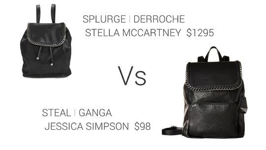 1e9f4b780af4 Stella McCartney   Jessica Simpson Backpacks - 2locos