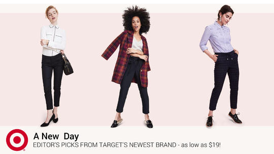 Look Fab For Less With Target