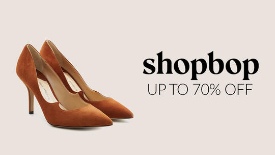 Spectacular Luxury Shoe Sale At SHOPBOP - Up To 70% Off