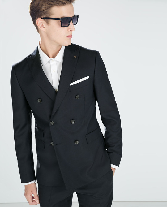 0ddf3105 Men's Double-Breasted Blazers - 2locos