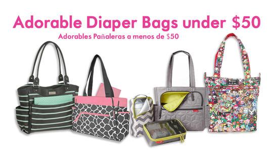 Diaper Bags Under 50 2locos